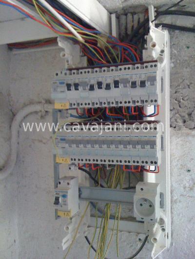 Chaudiere chauffe bains entretien remplacement plancher chauffant pompe chaleur - Norme prise electrique hauteur sol ...