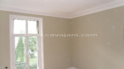 suspentes plafond isolation ba13 finitions escaliers tuyaux. Black Bedroom Furniture Sets. Home Design Ideas