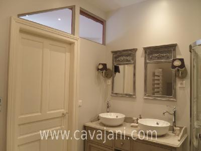 Renovation cuisine mur wc - Comment faire une salle de bain ...